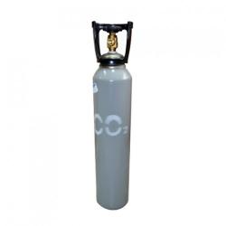 Стоманена бутилка за Въглероден Двуокис СО2