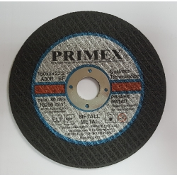 Диск за рязане на Метал 150x3x22.2 Primex