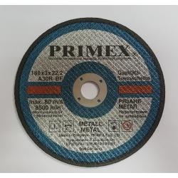 Диск за рязане на Метал 180x3x22.2 Prime