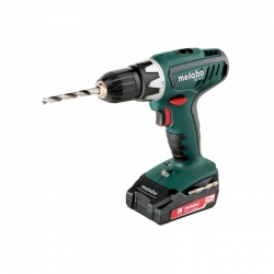 Винтоверт Metabo BS 18 Li 2x2Ah