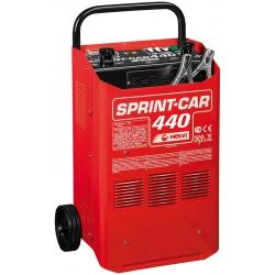 Зарядно-стартерна количка Helvi Sprint-Car 440
