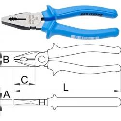 Клещи комбинирани UNIOR – 406/4G