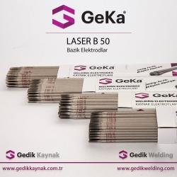Базични Електроди 7018 Geka Laser B50