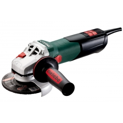 Ъглошлайф 125mm 1550W рег. обороти METABO WEV 15-125 QUICK